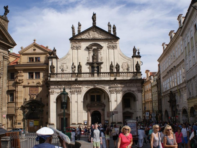 Od července do září do Prahy přijelo víc jak 2 miliony turistů, foto Praha Press