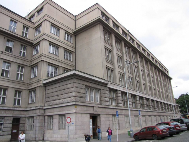 Praha 7 vybírá sídlo nové radnice, foto ÚMČ Praha 7