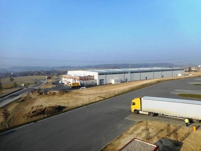 Průmyslová zóna v Kvasinách se rychle rozšiřuje, foto Cushman & Wakefield