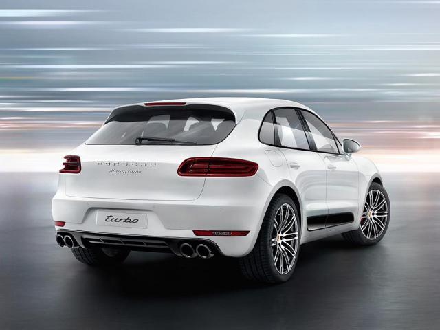 Porsche Macan je vylepšené a se zjednodušeným ovládáním, foto Porsche Česká republika s.r.o.