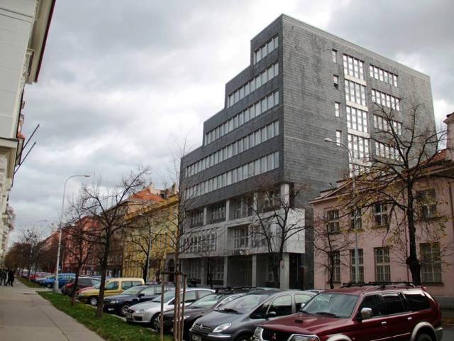 Nová radnice Prahy 7 bude U Průhonu 38, foto ÚMČ Praha 7