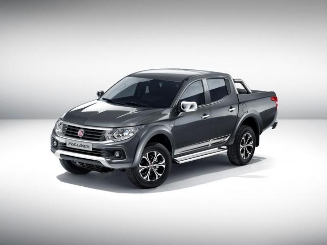 Podnikatelé ocení nový pick-up Fullback značky Fiat Professional, foto Fiat Chrysler Automobiles N.V.