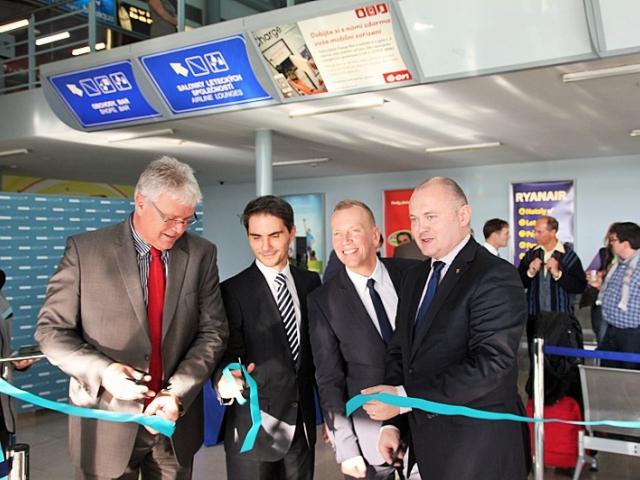 Letecká linka Brno - Mnichov je již otevřena. Foto Letiště Brno a.s.