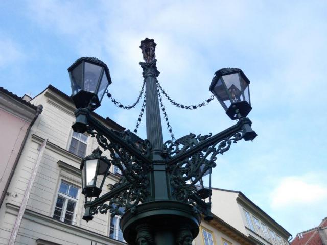 Pojďte na vánoční procházku s pražským lampářem, foto Galerie hlavního města Prahy