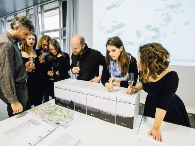 30. listopadu skončila první fáze přípravy nového územního plánu hlavního města. Foto IPR Praha