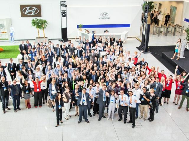 Hyundai Motor podporuje technické vzdělávání mladých, foto Hyundai Motor Europe