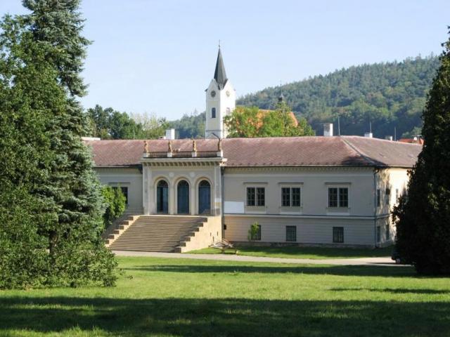 Zrekonstruované prostory zámku v Čechách pod Kosířem budou přístupné od dubna, foto NPÚ