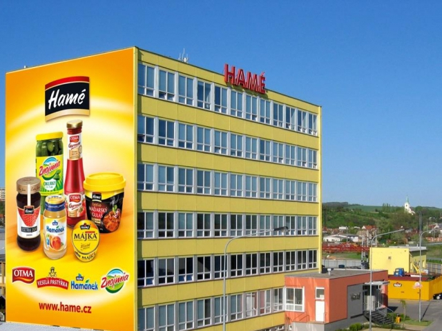 Norská skupina Orkla přebírá firmu Hamé, foto Hamé