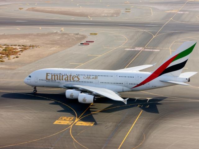 Společnost Emirates bude denně létat do Prahy s letadlem A380, foto Emirates