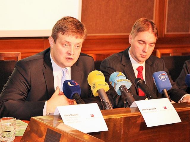 Tisková konference Kontrolní hlášení - nová povinnost pro plátce DPH, foto Finanční správa