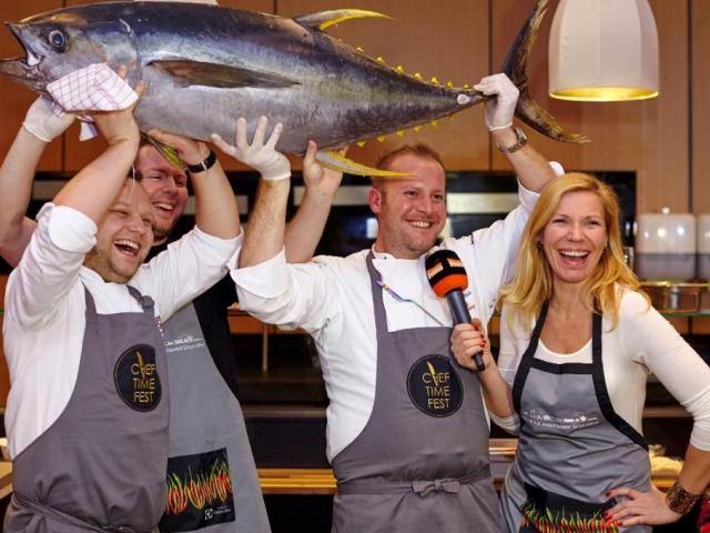 Nejlepší pražští šéfkuchaři se brzy sejdou na jednom místě, foto Chef Time Fest