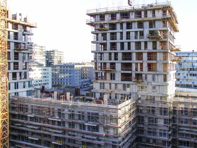 Rezidenční development bude příští rok jedním z hlavních motorů stavebnictví, foto Central Group