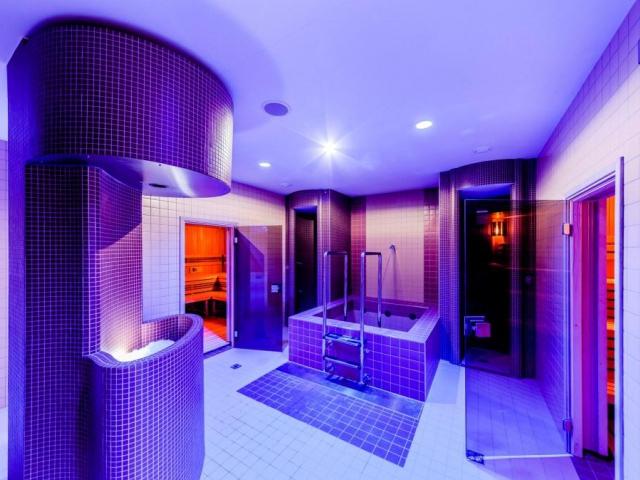 Přijďte relaxovat do příjemného wellness v Plaveckém areálu Jedenáctka VS