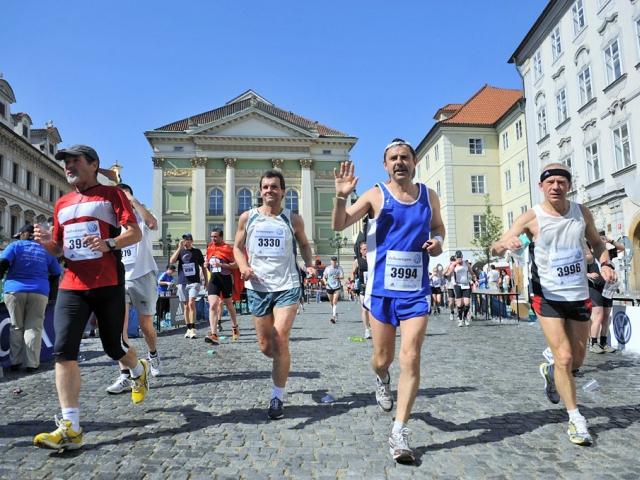 V roce 2016 bude Praha Evropským hlavním městem sportu, foto Prague International Marathon - Maraton Praha