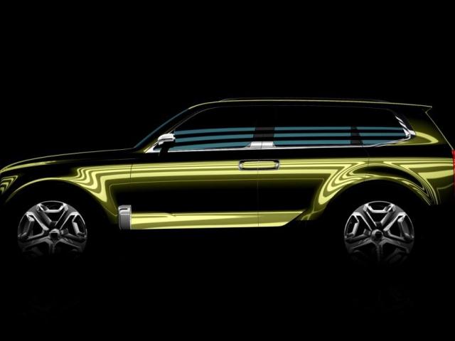 Kia na mezinárodním detroitském autosalonu odhalí nový koncept SUV, foto Kia Motors