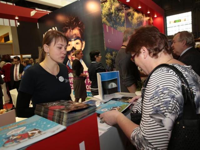 Veletrhy GO a REGIONTOUR inspirace pro cestovatele i profesionály z oboru, foto Veletrhy Brno, a.s.