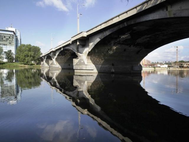 Hrozí uzavření Libeňského mostu, foto Magistrát hl. m. Prahy