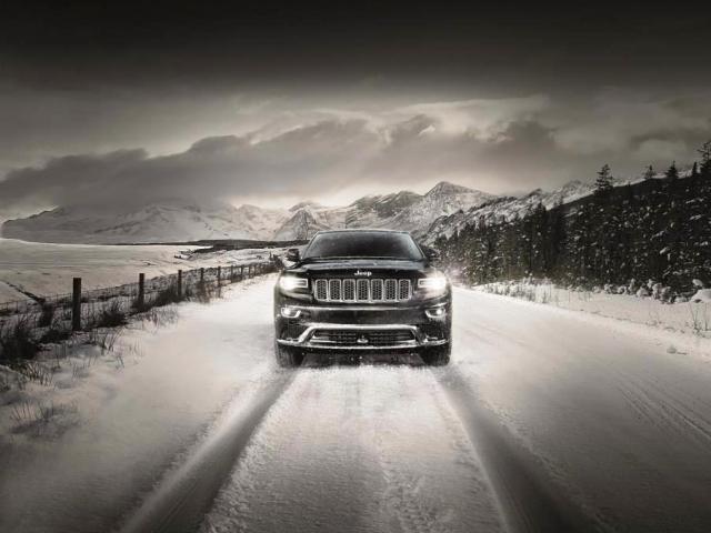 Značka Jeep zahajuje evropské zimní turné Winterproof 2016 ve švýcarských Alpách, foto Fiat Chrysler Automobiles N.V.