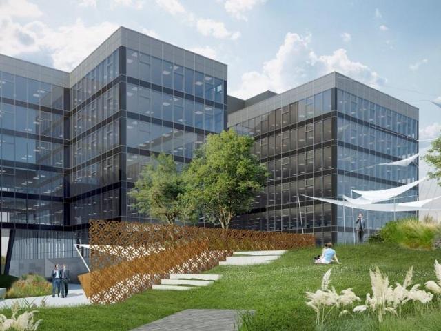 V Brně bude letos dokončeno více nových kanceláří než v Praze, foto Cushman & Wakefield
