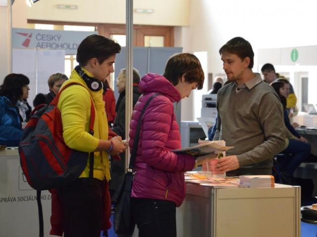 Lingua Show v Praze je jediný mezinárodní jazykový a vzdělávací veletrh, foto Incheba Expo Praha spol. s r.o.