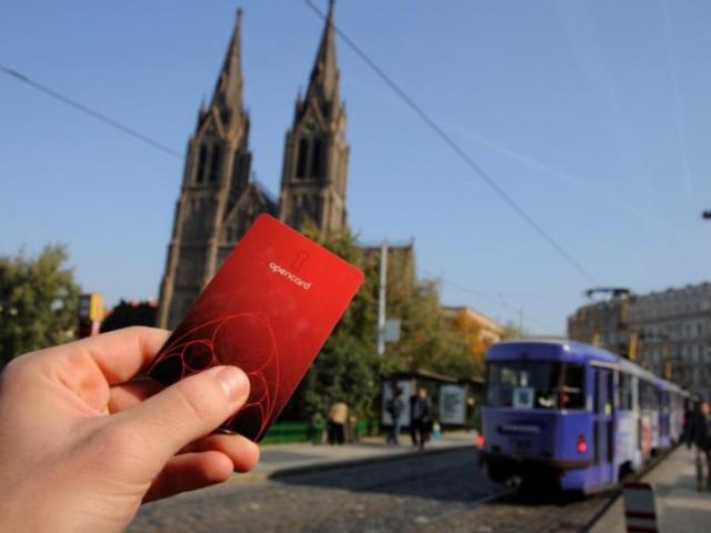 Praha spouští vlastní systém na vydávání Opencard, foto Magistrát hl. m. Prahy