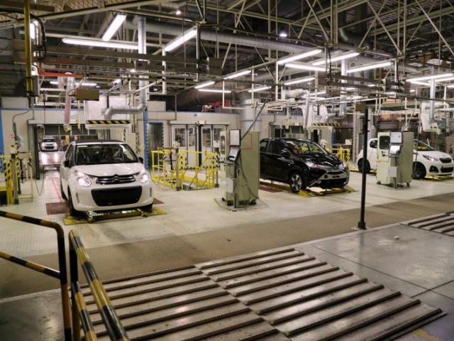 Výroba TPCA stoupla o šestnáct tisíc automobilů, foto TPCA