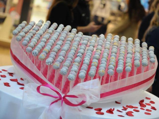 V Centru Chodov se bude svatý Valentýn slavit po tři dny: 12., 13. a 14. února, vždy od 14 do 19 hodin.