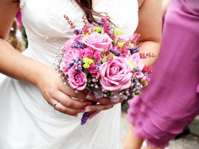 Ideální svatba v Grand Luxury Hotelu. Foto Michaela Kašparová