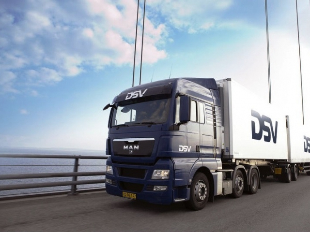 Nadnárodní logistická společnost  DSV A/S  koupila svého rivala UTi Worldwide Inc., foto DSV