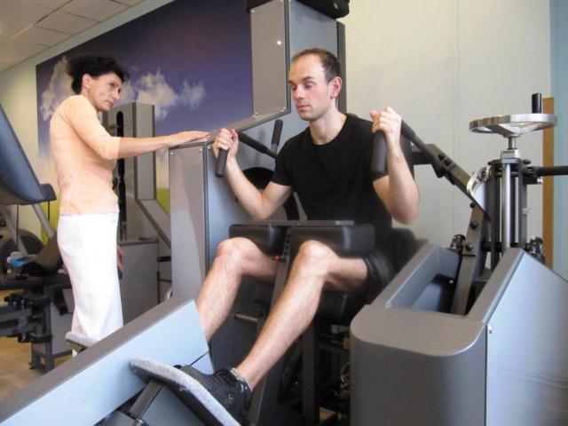 Zbavte se bolesti zad v Centru pro zdravější záda PYRAMIDA ve Františkových Lázních