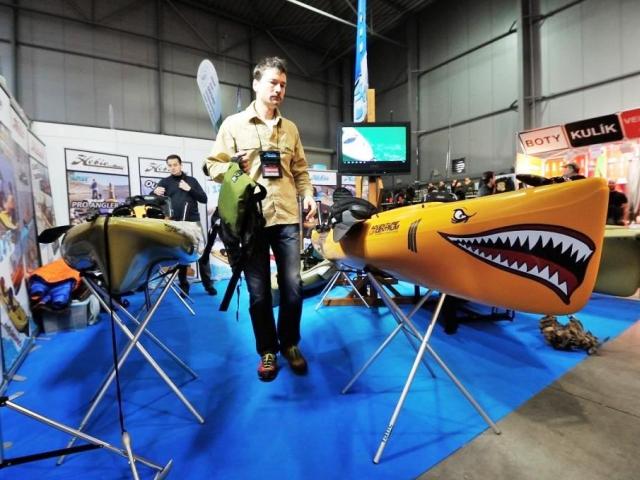 Svět zajímavostí a novinek pro rybáře objevíte na pražském veletrhu FOR FISHING, foto PVA EXPO PRAHA