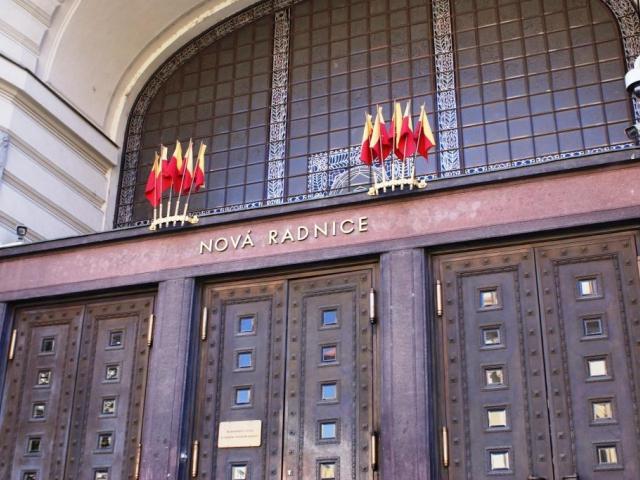 Je potvrzena pokuta hlavnímu městu za implemetaci systému PROXIO. Foto Praha Press