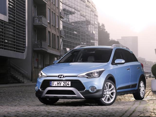 Hyundai prodal v Evropě již více než 1 milion aut v segmentu B. Foto Hyundai