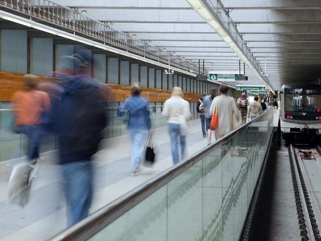 Dopravní podnik hl. m. Prahy oznamuje dny výluky metra C. Foto DPP