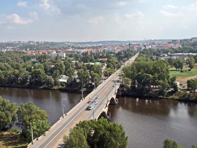 Libeňský most se nebude bourat ani rozšiřovat, foto IPR Praha