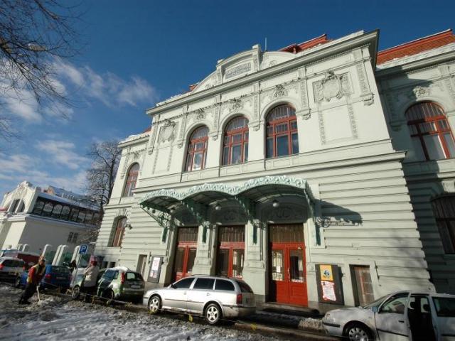 Národní dům na Smíchově, foto Magistrát hl. m. Prahy