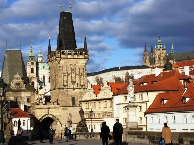 Praha se chystá na příjezd velikonočních turistů, foto Praha Press