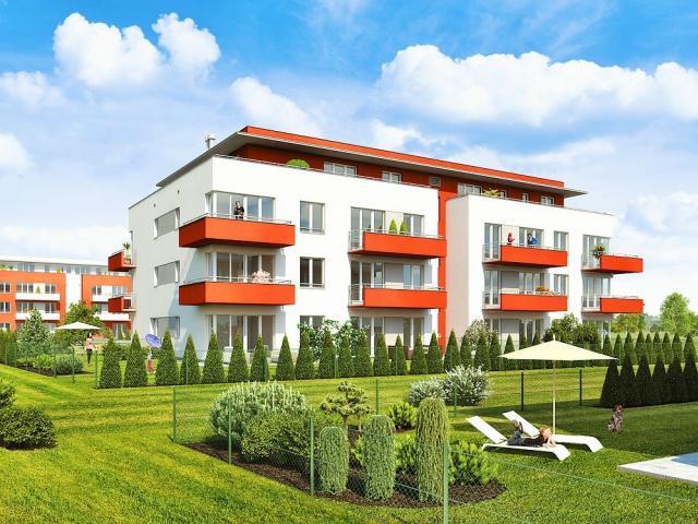Rekordní hypoteční sazby dále podpoří boom prodeje bytů. Foto Central Group