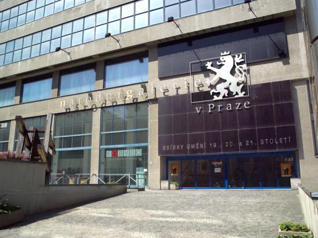 Děti a mládež mají bezplatný vstup do stálých expozic. Foto Národní galerie v Praze