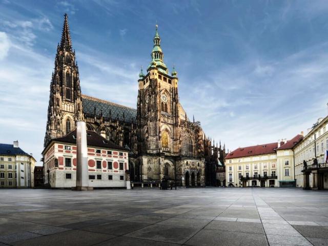 Zahájení letní turistické sezóny na Pražském hradě, foto Správa Pražského hradu