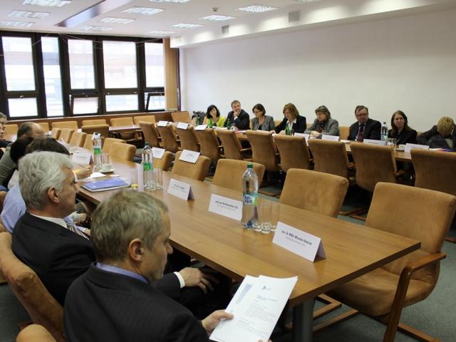 Na Západočeské univerzitě se setkali rektoři z českých a saských univerzit, foto Západočeská univerzita