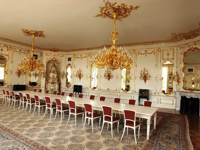 Den otevřených dveří na Pražském hradě v sobotu 23. dubna. Foto Správa Pražského hradu
