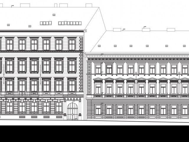 Filozofická fakulta UK vyhlásila architektonickou soutěž na rekonstrukci budov v Opletalově ulici, foto Filozofická fakulta UK v Praze