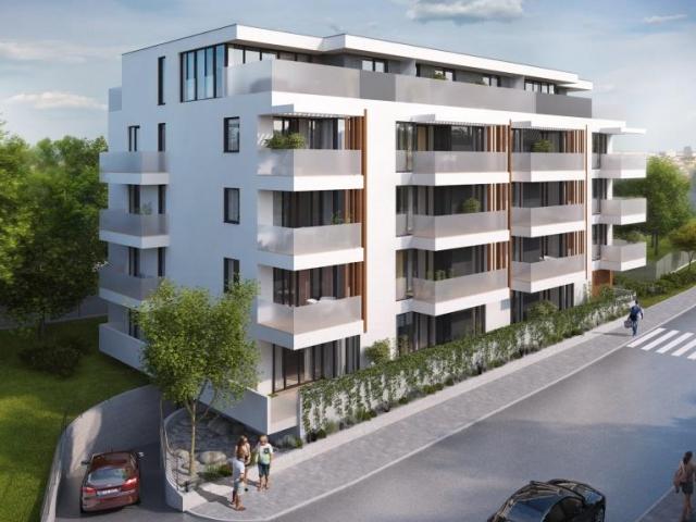 Celkově se za první čtvrtletí v Praze prodalo 1600 bytů, což znamená o 250 bytů méně než vloni ve stejném období. Foto Trigema