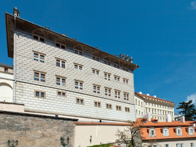 Schwarzenberský palác, foto Národní galerie v Praze
