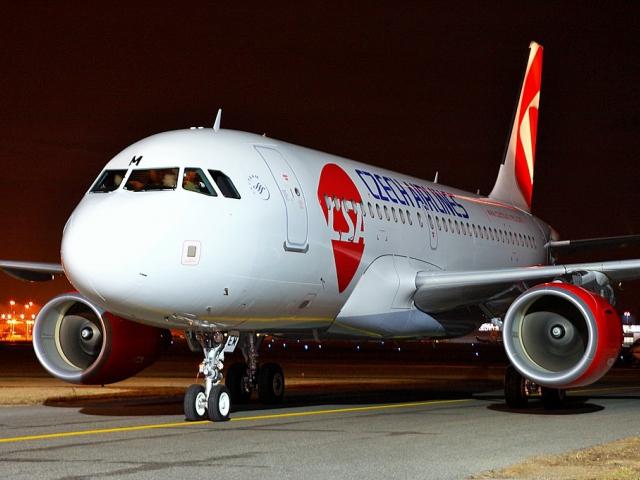 České aerolinie otevřou přímou linku mezi Prahou a Bejrútem. Foto ČSA