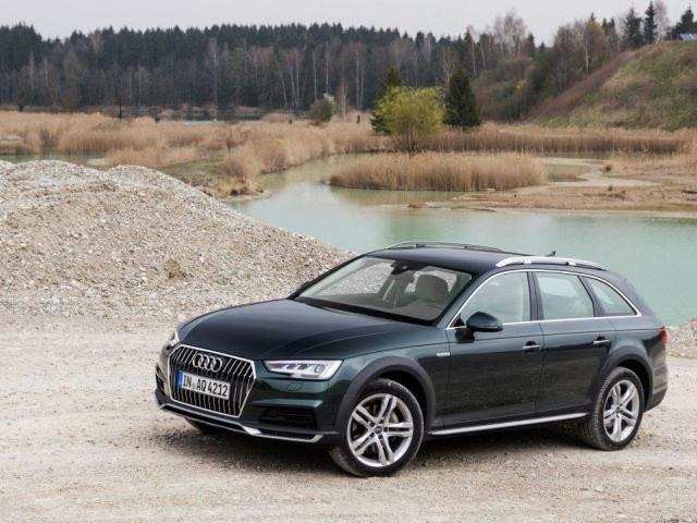 Nové Audi A4 allroad si již můžete objednávat. Foto Audi
