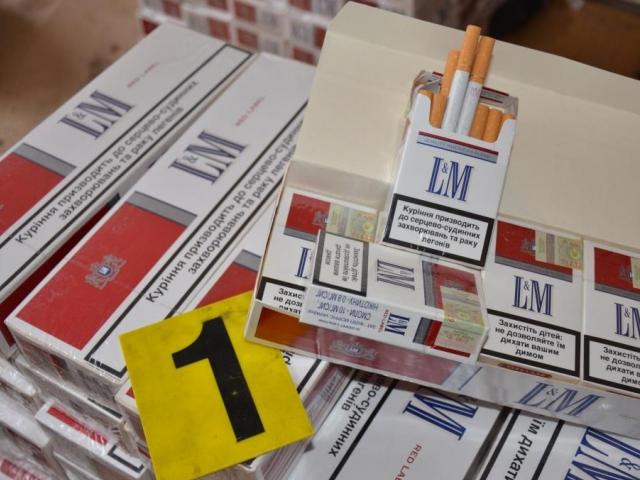 Pražští celníci rozbili gang pašeráků cigaret, foto Celní úřad pro hlavní město Prahu
