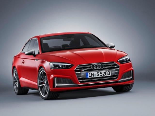 Nové sportovní modely Audi A5 a S5 Coupé jsou mistrovskými díly designu, foto Audi