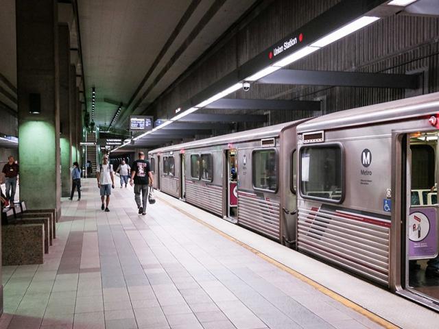 CEMEX se podílí na prodloužení linky metra v Los Angeles, foto CEMEX USA